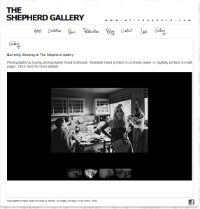 The Shepherd Gallery