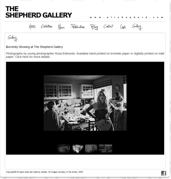 Gallery - The Shepherd Gallery_1307313159949