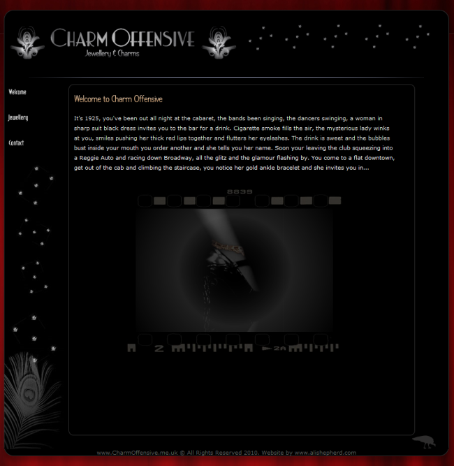 Welcome - CharmOffensive