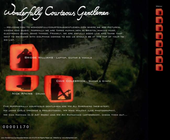 Welcome - Wonderfully Courteous Gentlemen_1307310498965